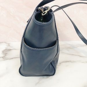 Relic Bags - Relic by Fossil navy blue vegan leather handbag